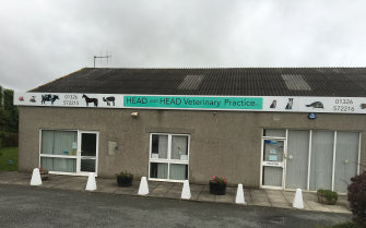 Had and Head Veterinary Practice, Helston